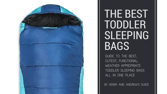 What Is The Best Sleeping Bag Deal Out There