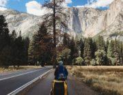 Biking in Yosemite with toddlers